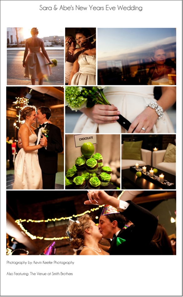 Sara + Gabe NYE Wedding Sarah Sofia Productions