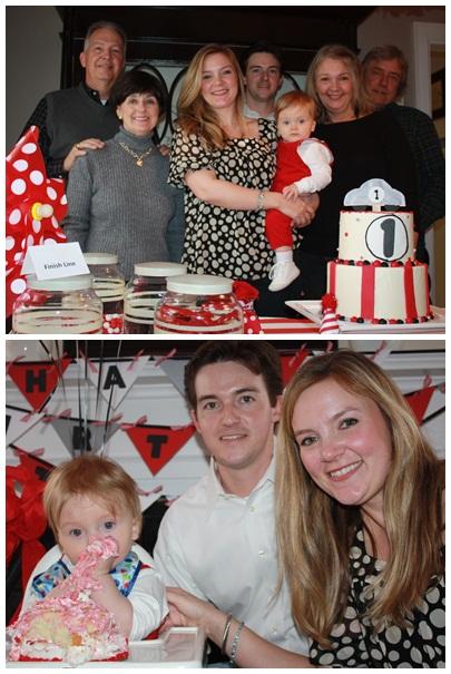 Dexton Silver Racer 1st Birthday Party