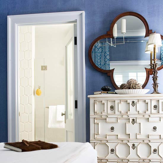 Decorating in Blue Better Homes and Garden