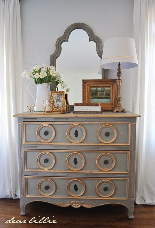 Dresser styling Dear Lillie Blog
