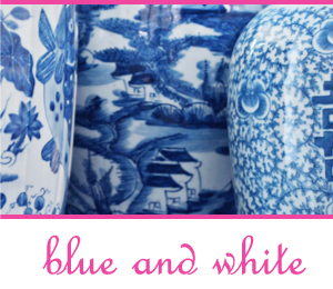 blue-and-white