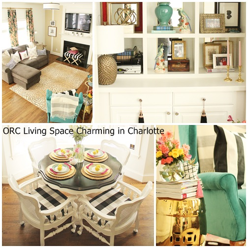 Charming in Charlotte ORC Living Space