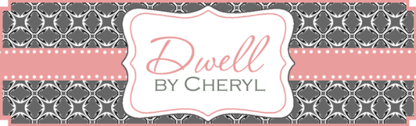 Dwell by Cheryl Logo