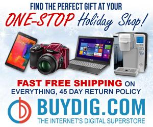 Buydig.com $150 gift card giveaway