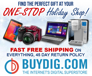Buydig.com $150 gift card giveaway