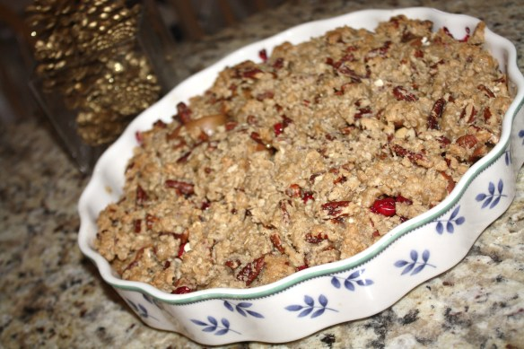 Mama's Cranberry & Apple Dish