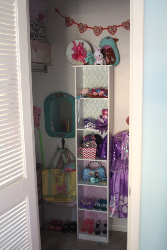 Big Girl Room Closest