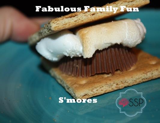 Fabulous Family Fun Smores