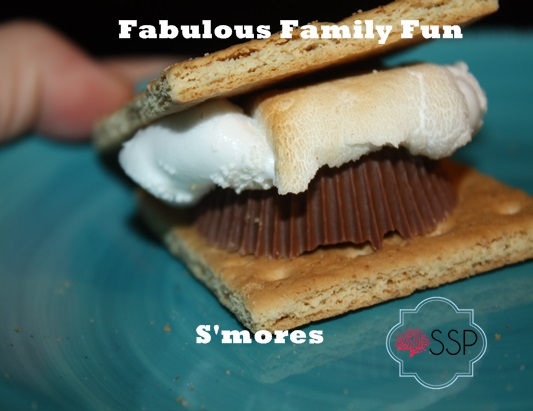 Fabulous Family Fun Smores