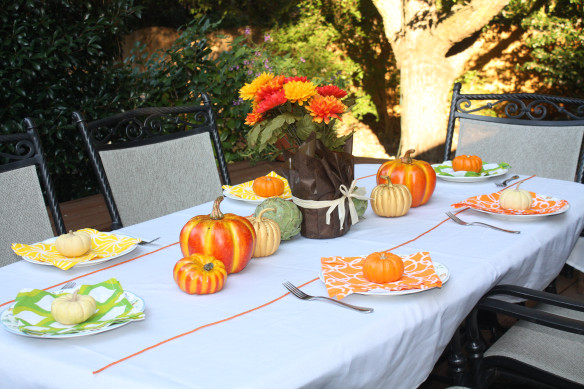Fall Entertaining 2012