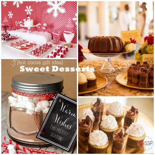 Sweet Desserts Inspiration