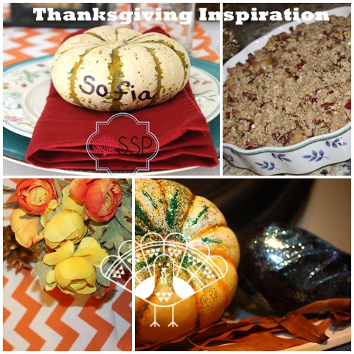 Thanksgiving Inspiration and Recipes