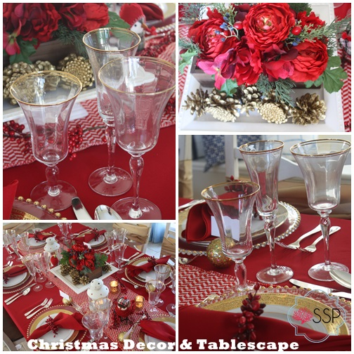 Christmas Decor & Tablescape