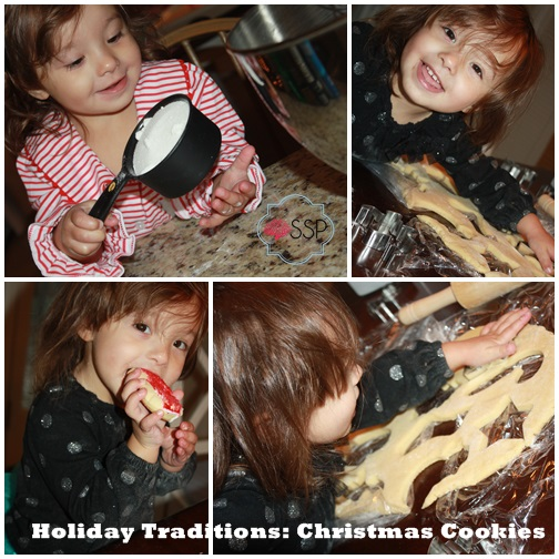 Holiday Traditions Christmas Cookies