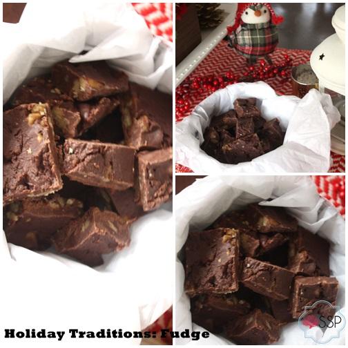 Holiday Traditions Fudge 1