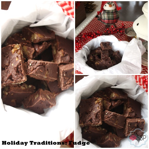 Holiday Traditions Fudge 1