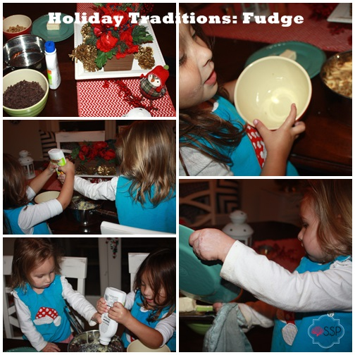 Holiday Traditions Fudge
