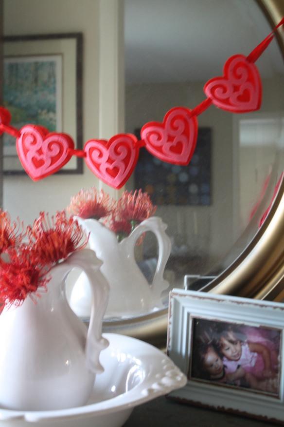 Valentine's Day Decorating || Sarah Sofia Productions