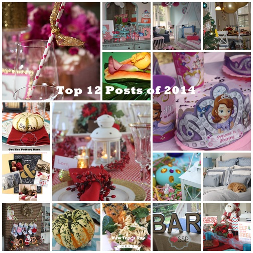 Top Partiy, Event & Interior Design Trends of 2014 that are trending in 2015