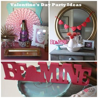 Valentine's Day Party Ideas || Sarah Sofia Productions