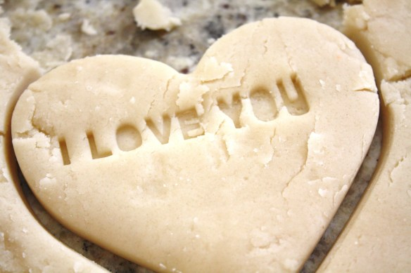 Heart Shaped Shortbread Cookies: The Perfect Valentien's Day Treat