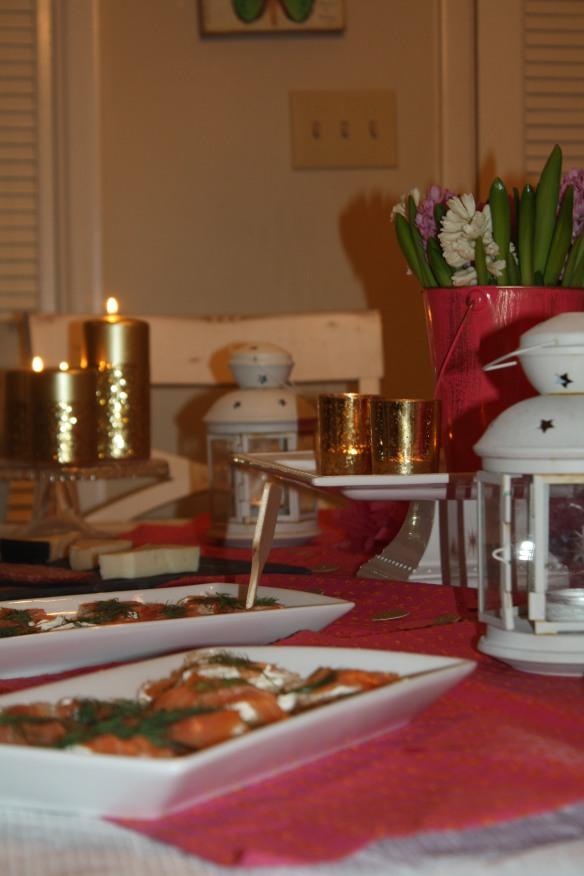 Wine Tasting Valentine's Day Party GNO || Sarah Sofia Productions