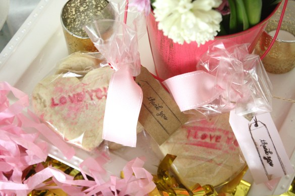 Heart Shaped Shortbread Cookies: The Perfect Valentine's Day Treat
