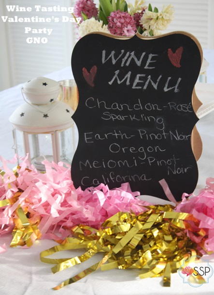 Wine Tasting Valentines Day Party GNO || Sarah Sofia Productions