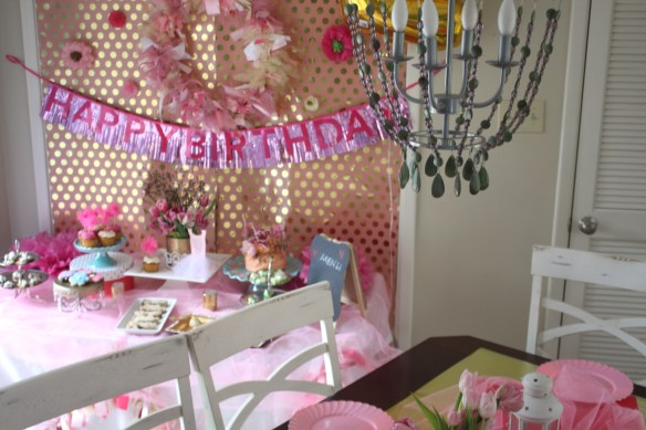 Turning 2 Tutu and Bow Tie Tea Party || Sarah Sofia Productions