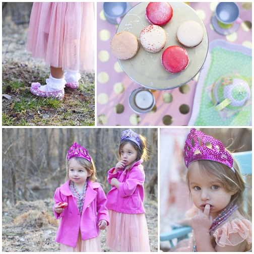 Turning 2 Tutu and Bow Tie Tea Party || Sarh Sofia Productions